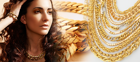 Photos of gold chains at gold jewellery online store australia Gold Buy the Gram based on the Gold Coast
